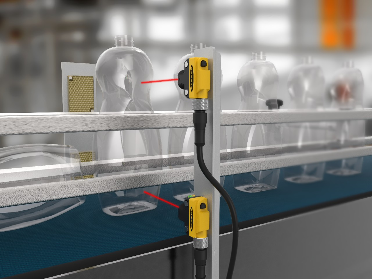 Photoelectric Sensors For Automation Amp Control Banner
