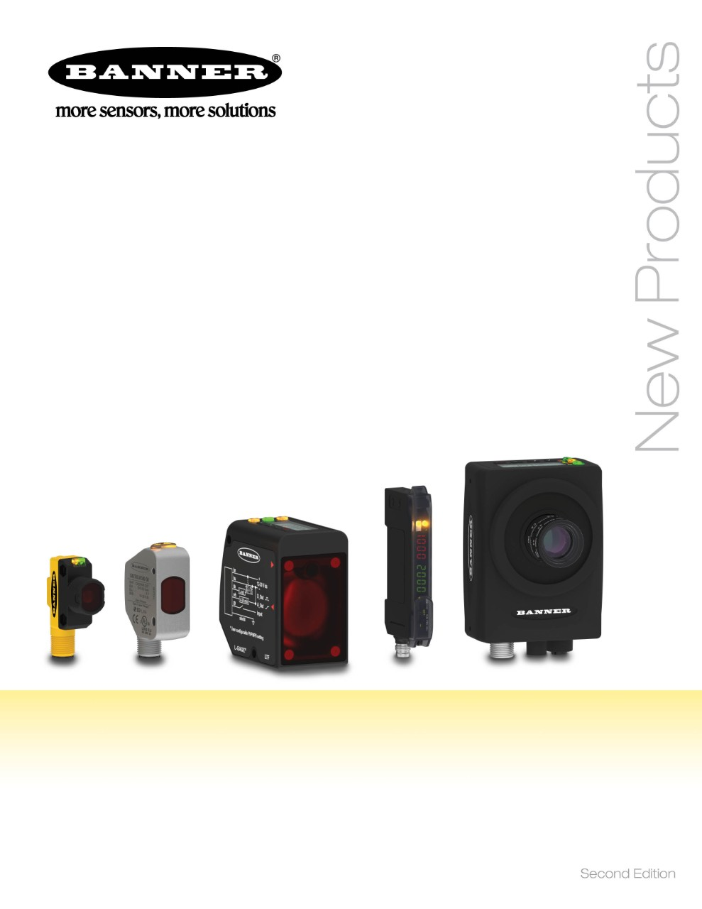 Banner New Products Catalog