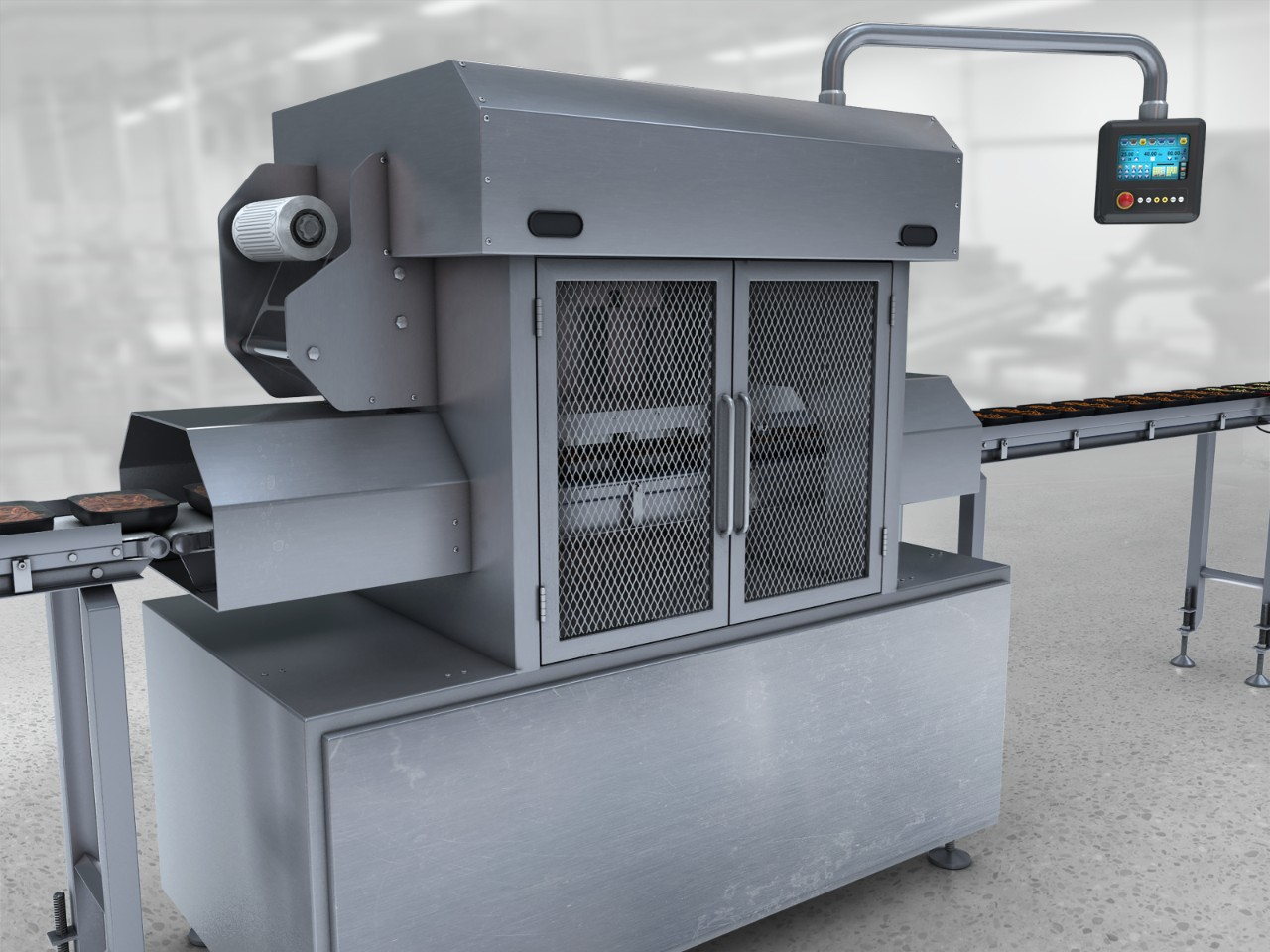 Heat Sealer for Food Packaging