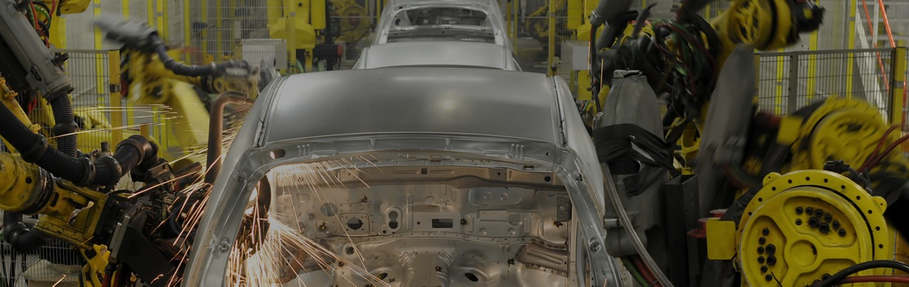Car Robotic Assembly Line