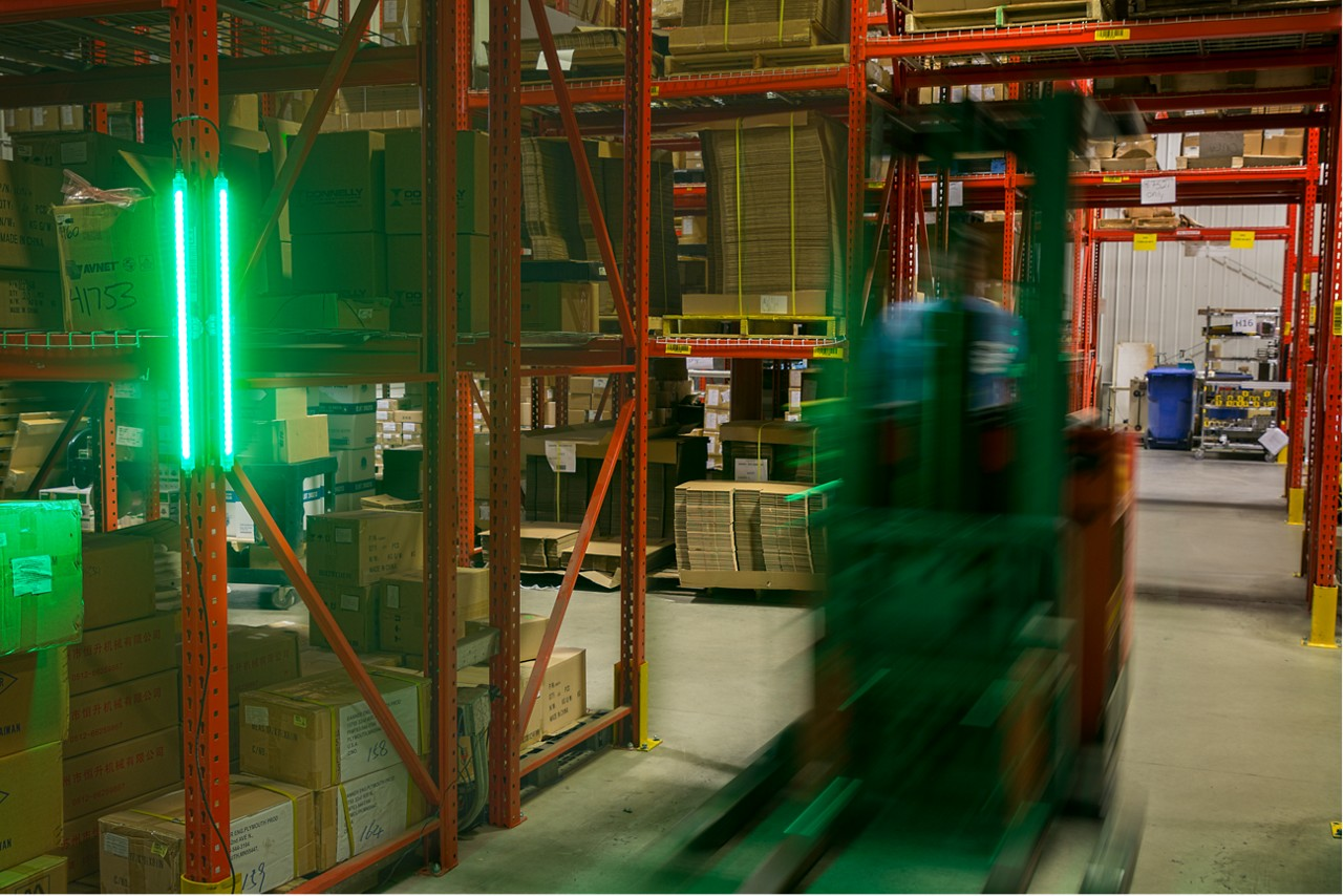 Forklift_Green_Light