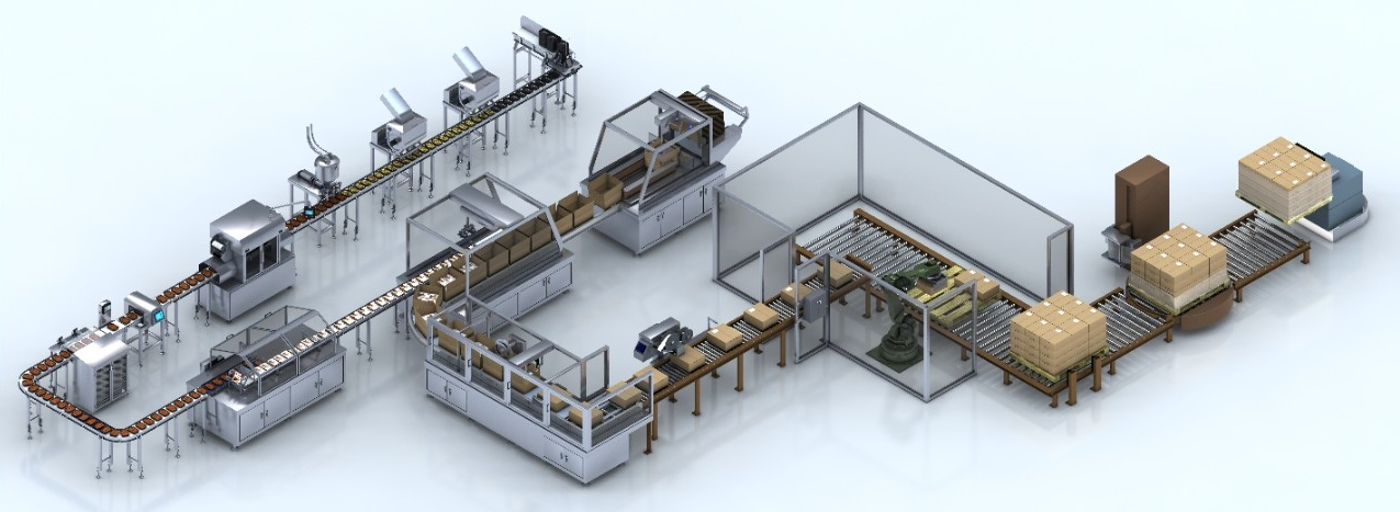 Secondary Packaging Line
