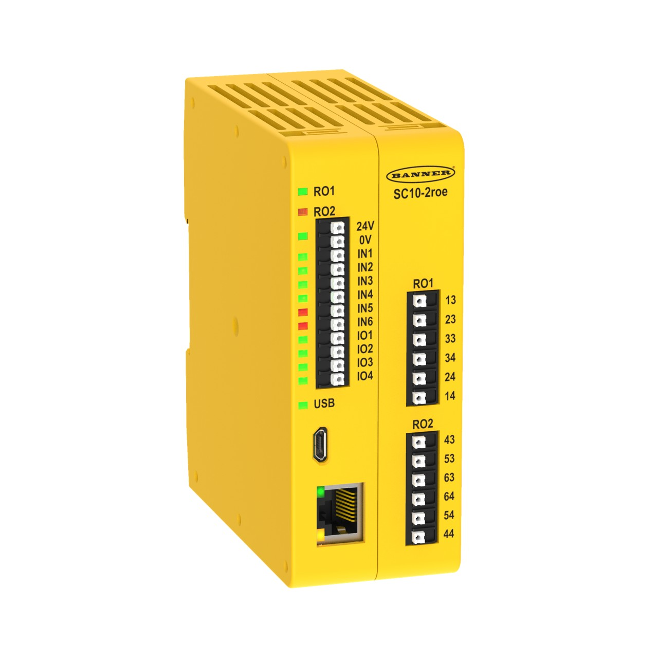 SC10 Series Safety Controller Image