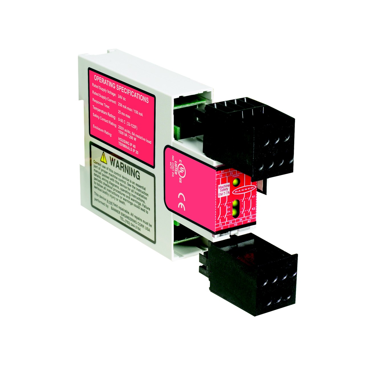Safety Extension Relays