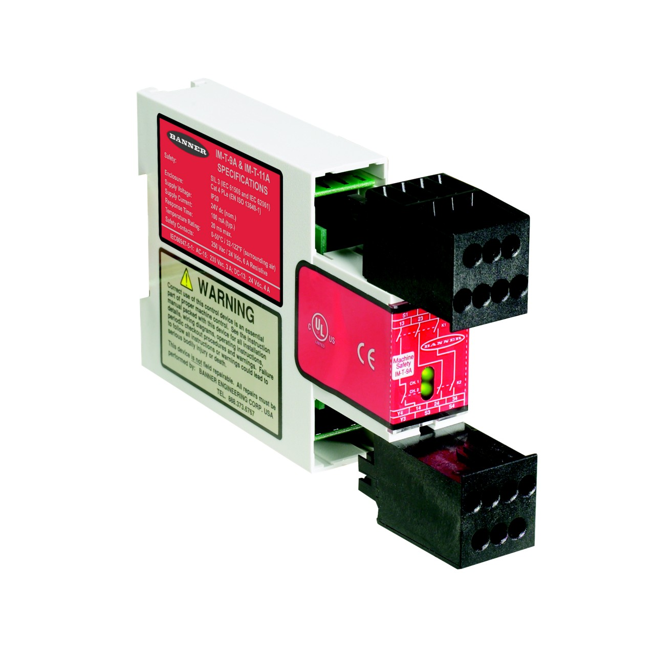 Interface Safety Relays