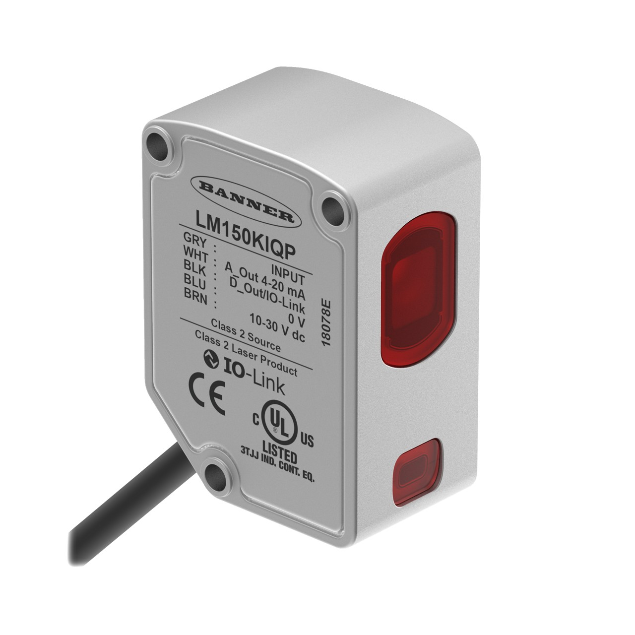 LM Series Precision Measurement Sensor