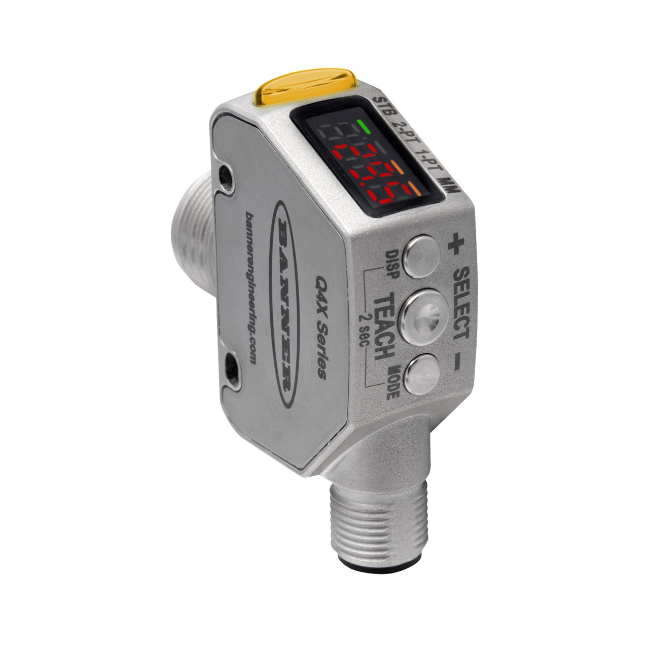 Q4X Series Laser Measurement Sensor