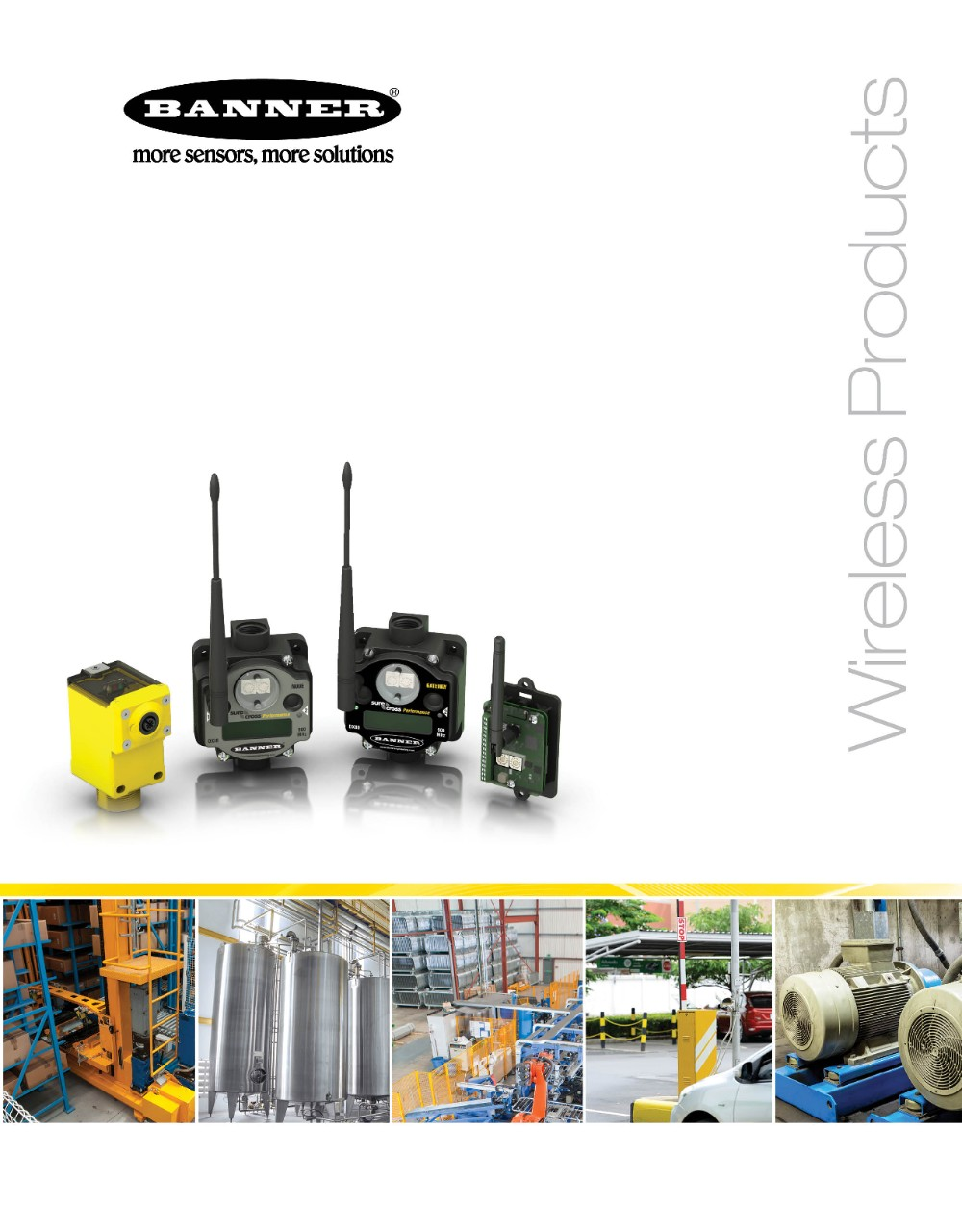 Banner Wireless Products Catalog