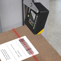 Barcode Reading on Pallet