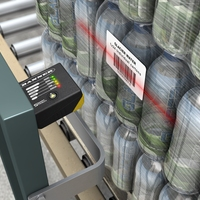 Barcode Confirmation on Pallet
