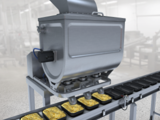 Hopper Solutions for Food Packaging