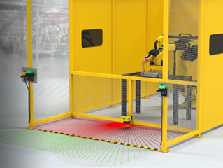 Adding Run, Stop, and Bypass Capabilities on a Robotic Work Cell