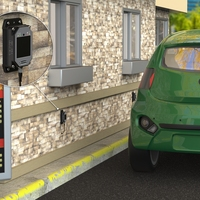 Drive Thru Vehicle Detection and Monitoring Business Patterns
