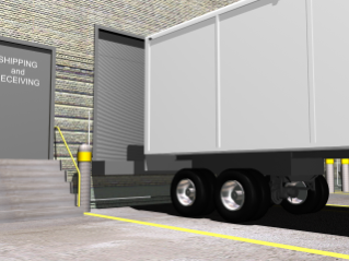 Vehicle Detection at Loading Docks