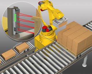 Pallet Detection for Conveyance Equipment