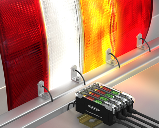 Light Receiver Detects Broad Spectrum of Lights