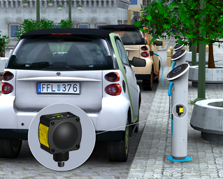 Electric Vehicle Detection at Charging Stations