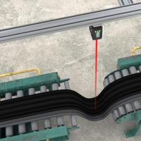 Loop Control of Shiny Black Tread Rubber during Tire Production