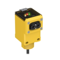 Q45 Series Rugged Rectangle Sensor
