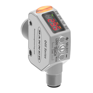 Q4X Series Rugged All Purpose Photoelectric Sensor