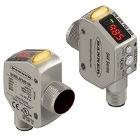 Banner Engineering Q4X Laser Distance Sensor with New Dual Mode Solves Clear Object Detection and Error-Proofing Applications