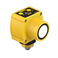 QT50U Series 8 m Range Chemical Resistant Ultrasonic Sensor