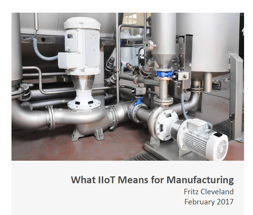 What IIoT Means for Manufacturing [White paper]