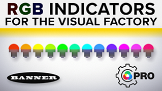RGB Indicators for the Visual Factory [Video]