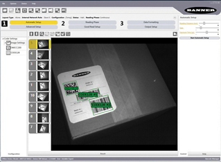 Barcode Reader Software (1D, 2D)