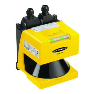 AG4 Series Safety Laser Scanners