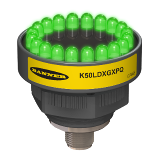 Daylight Visible Indicators: K50L Series