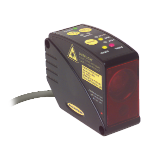 LT3 Series 50 m Range Time-of-Flight Laser Sensor