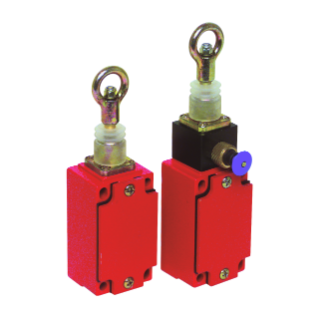 Safety Rope Pull Switches for Stop Control