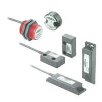 SI-MAG Series Magnetic Safety Interlock Switches