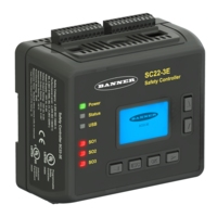 SC22 Series Safety Controllers