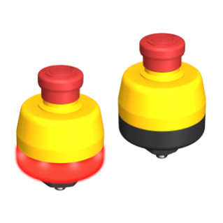 30 mm Mount Emergency Stop Buttons