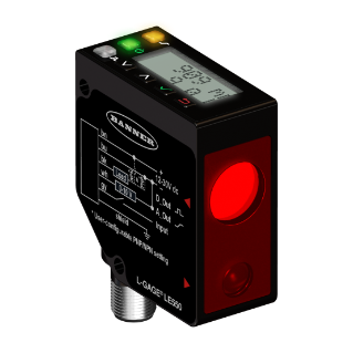 LE550 Laser Sensor Delivers Repeatability and High-Precision Performance for Challenging Measurement Applications