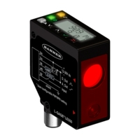 LE Series 1 m Range Laser Displacement Sensor