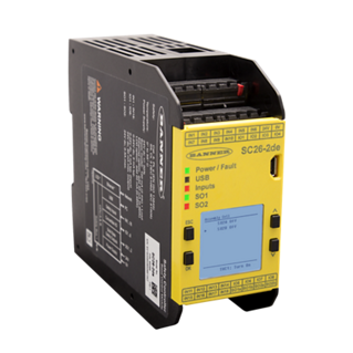 SC26 Series Safety Controllers