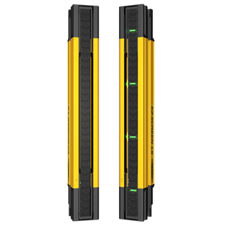 Simple, Rugged Safety Light Curtains: LS Series