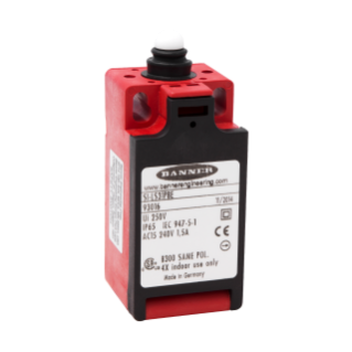 SI Series Safety Limit Switches - Plunger