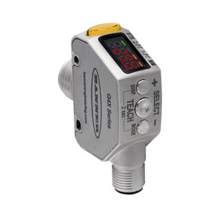 Rugged Laser Distance Sensor: Q4X Series