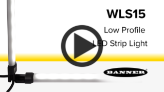 WLS15 Low Profile LED Strip Light Fits in Tight Spaces [Video]
