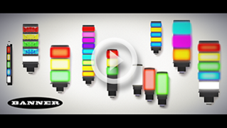 A Complete Family of Tower Lights from Banner Engineering