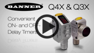 Q4X On- and Off- Delay Timers Demonstation [Video]