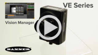 Vision Manager Software for VE Series Smart Cameras [Video]