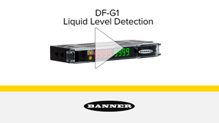 DF-G1 Liquid Level Detection [Video]