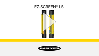 EZ-SCREEN LS Light Curtain Product Overview [Video]