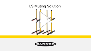 How to Set Up Muting with LS Safety Light Curtain