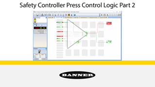 Safety Controller Software: Full Feature Press Control Tutorial